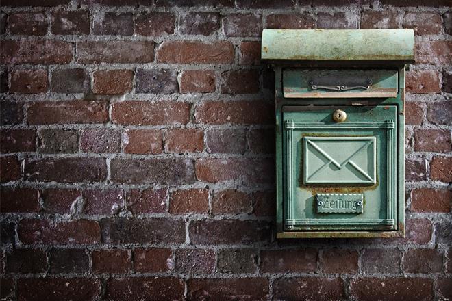 Oh, Du liebe Post!