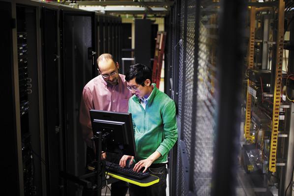 Sichere Cloud-Lösungen für KMU