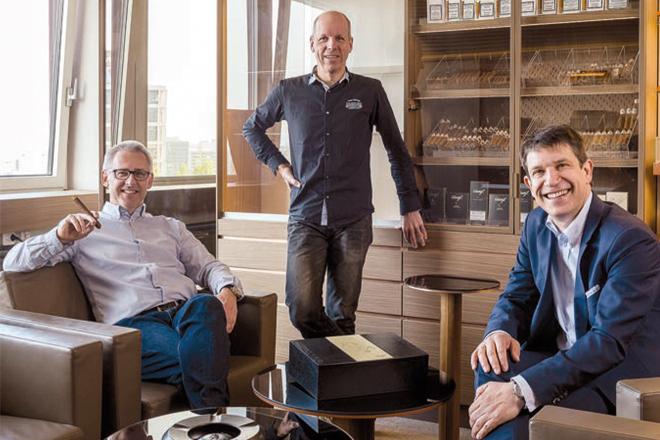 Oettinger Davidoff geniesst die Vorteile des HPE ConvergedSystem 500