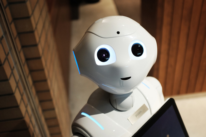 Hilfe, die Roboter kommen?