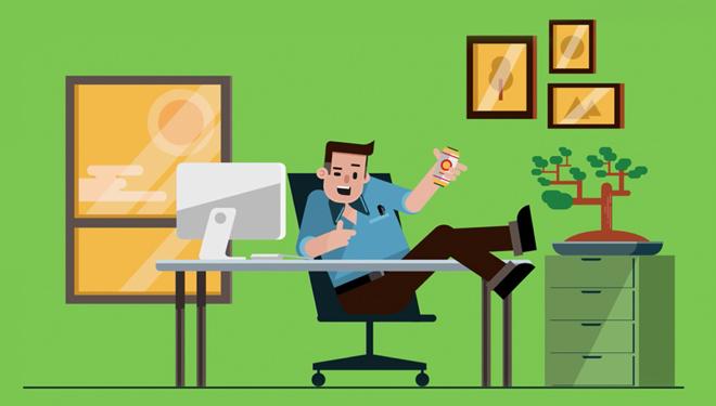 12 Ideen, wie Sie dieses Jahr weniger Zeit im Büro verschwenden