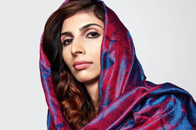 Die Tech-Unternehmerin, die es mit den Taliban aufnimmt