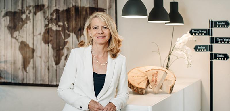 33 Fragen an Christina Renevey, Geschäftsführerin Travel Job Market