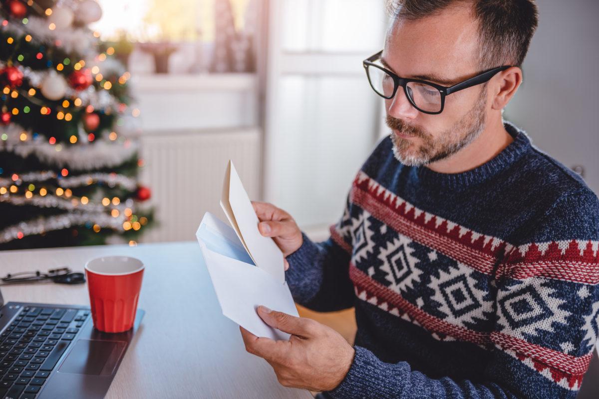 Weihnachtskarten: Pflicht oder Kür am Ende des Jahres?