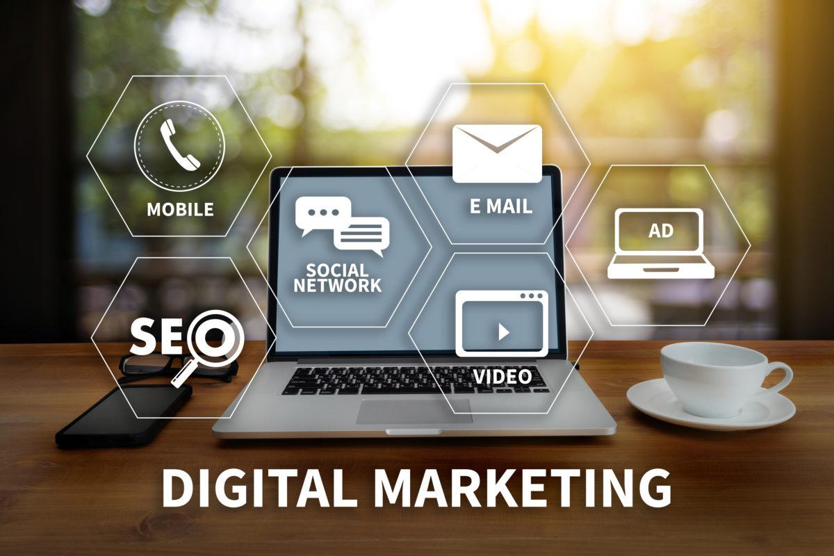 Digitale Marketingkommunikation