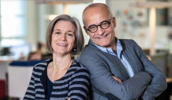 Co-Leitung führt Hug-Backwarengruppe in die Zukunft