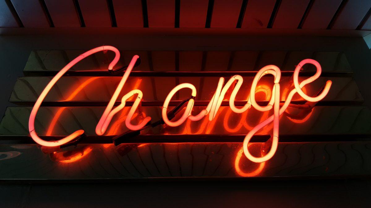 Change Management. 100% oder gar nicht!
