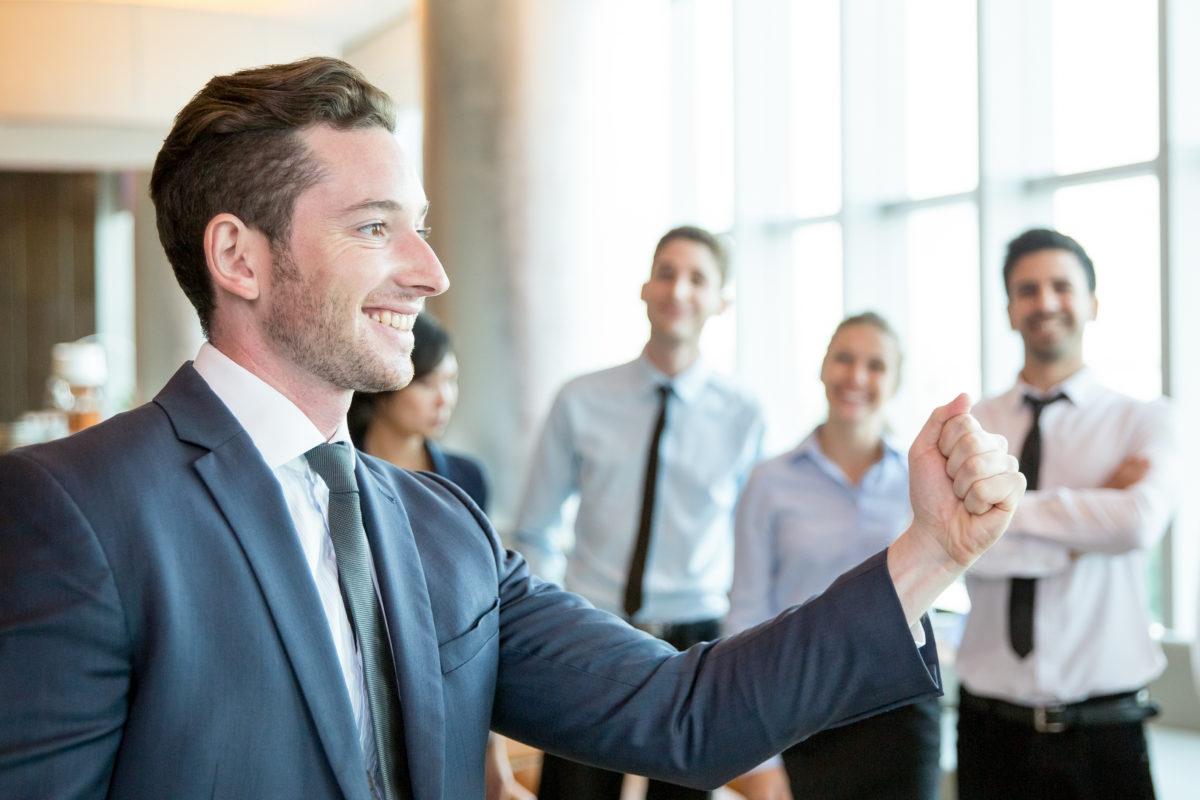 Coaching der neue Führungsstil für Erfolg & Motivation der ganzen Firma