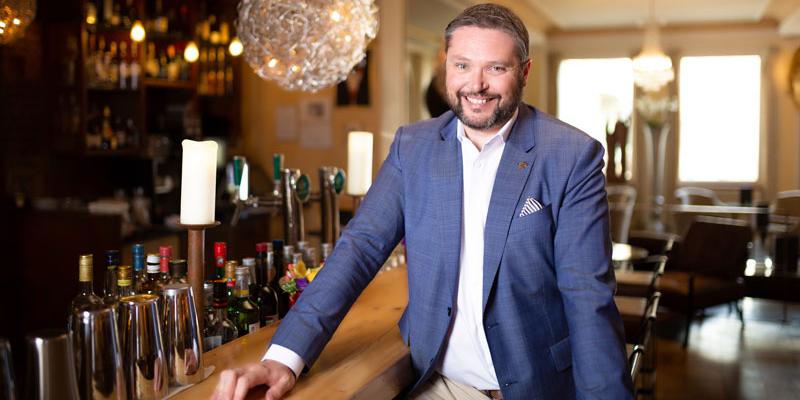 """33 Fragen an Jan Stiller, Direktor """"Lenkerhof Gourmet Spa Resort"""""""