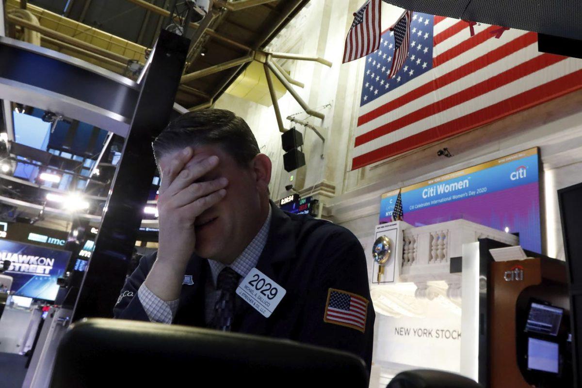 Der SMI schliesst mit einem Minus von 5,6% – Erdöl-Krise und Coronavirus sorgen für Kurssturz bei Aktien