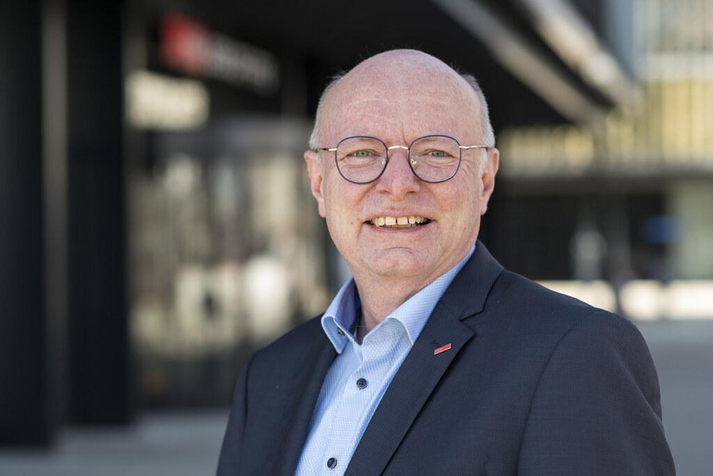 Vincent Ducrot neu an der Leitungsspitze von SBB