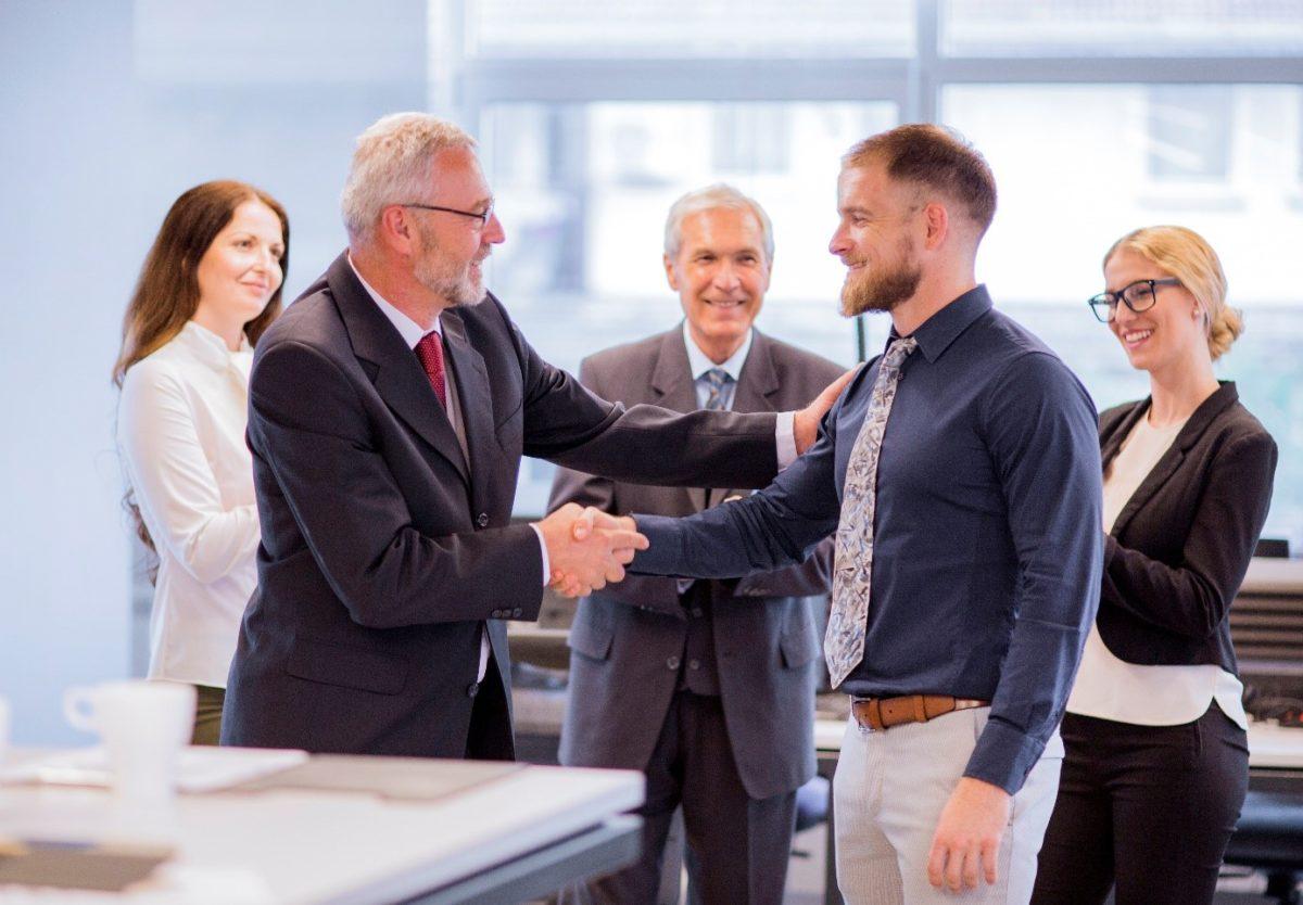Welche Hierarchie hat Ihre Firma?