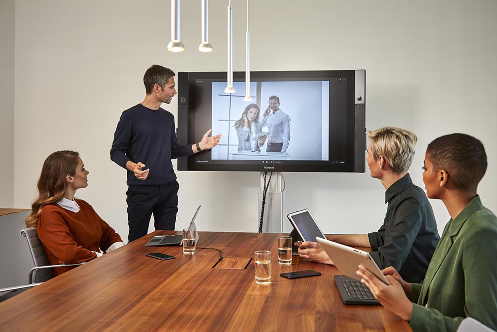 Sicherheit und Effizienz bei digitalen Meetings