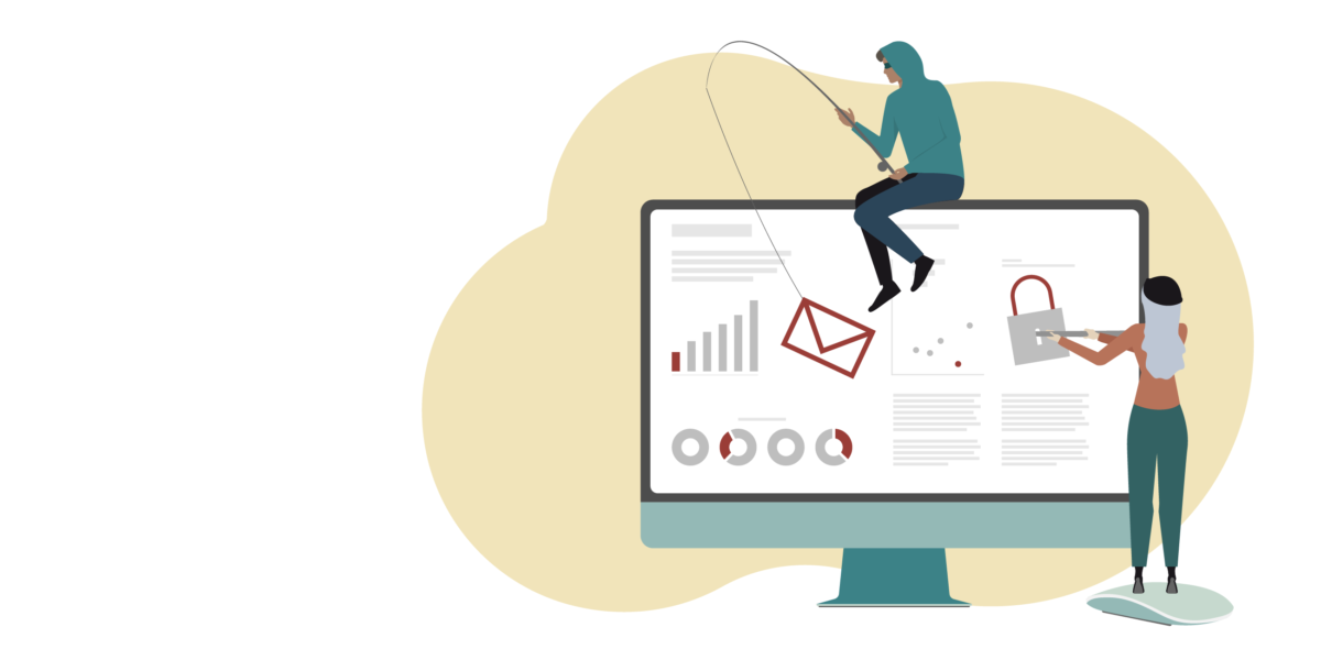 Wie Sie Cyber-Angriffe per E-Mail erkennen