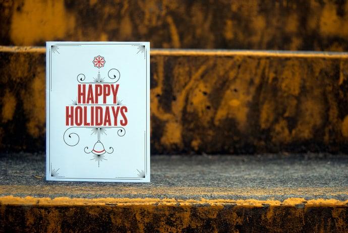 5 Tipps, mit denen Ihre geschäftliche Weihnachtspost nicht im Papierkorb landet