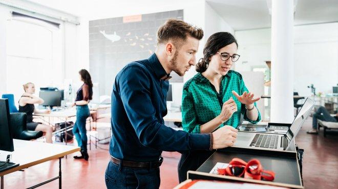Im Startup-Bereich hat die Schweiz Aufholbedarf
