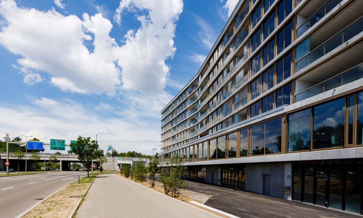 Büromarkt Schweiz: Über 800'000 Quadratmeter stehen leer