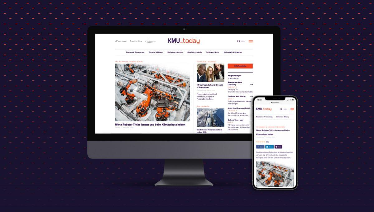 News und Infos zu Businessthemen für Schweizer KMU und Startups