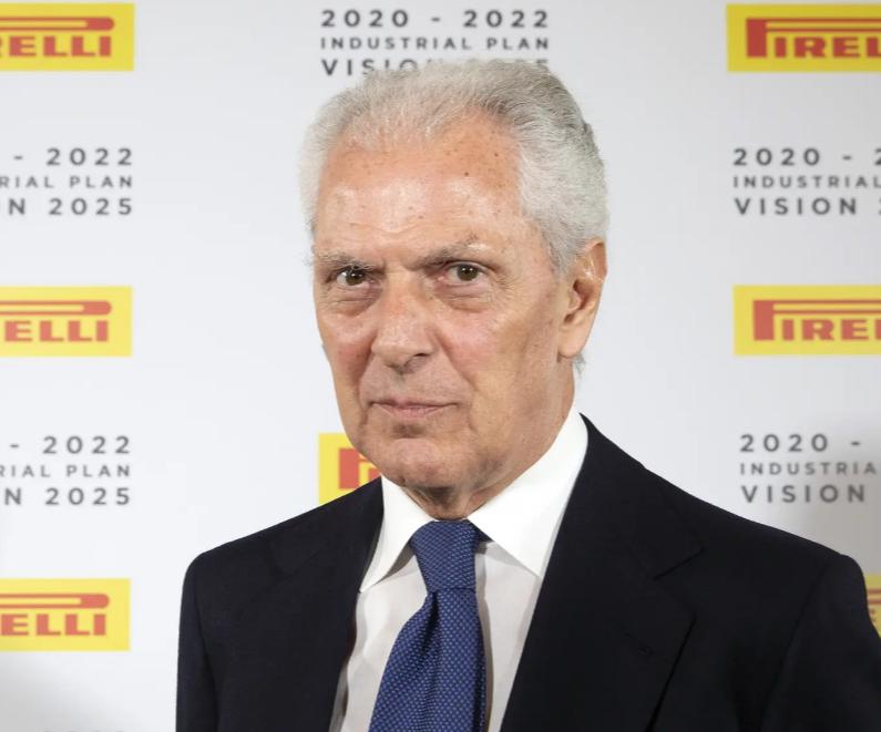 Der Pirelli-Chef Marco Tronchetti Provera verkörpert eine aussterbende Managergeneration