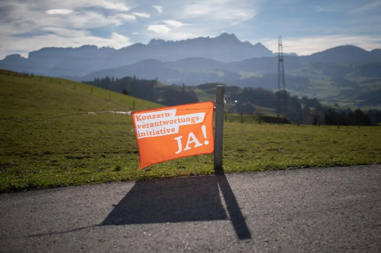 Konzernverantwortung: Die Schweiz kann bald in Zugzwang kommen