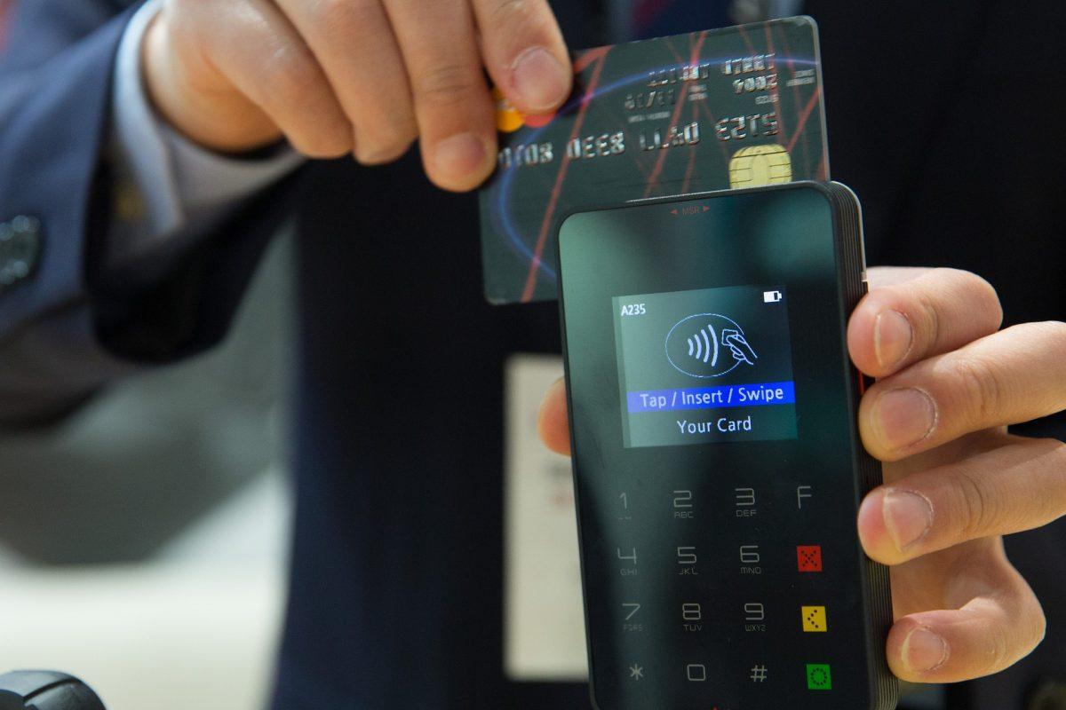 Kreditkarte ist neu umsatzstärkstes Zahlungsmittel