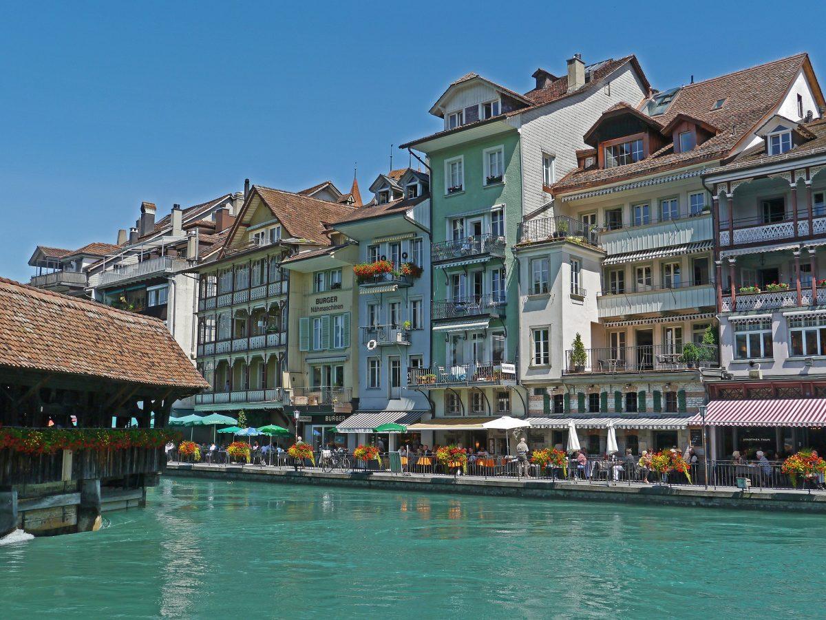 Boulevardgastronomie in Zürich siebenmal teuerer als in Genf