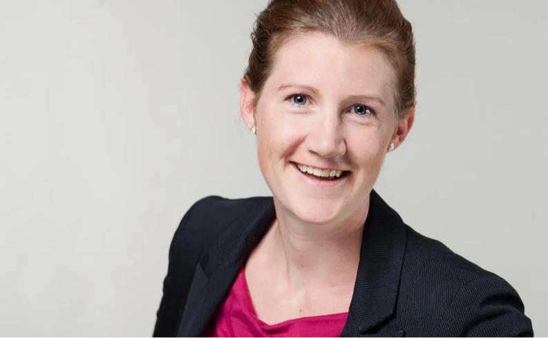 Jungunternehmerin Müller-Bruhn: Die Idee kam von ihrem Mann, sie hat sie umgesetzt