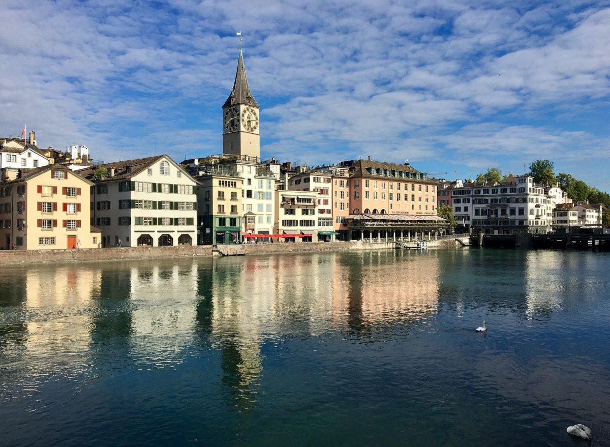 Kanton Zürich: Arbeitslosenquote auf tiefstem Stand seit einem Jahr