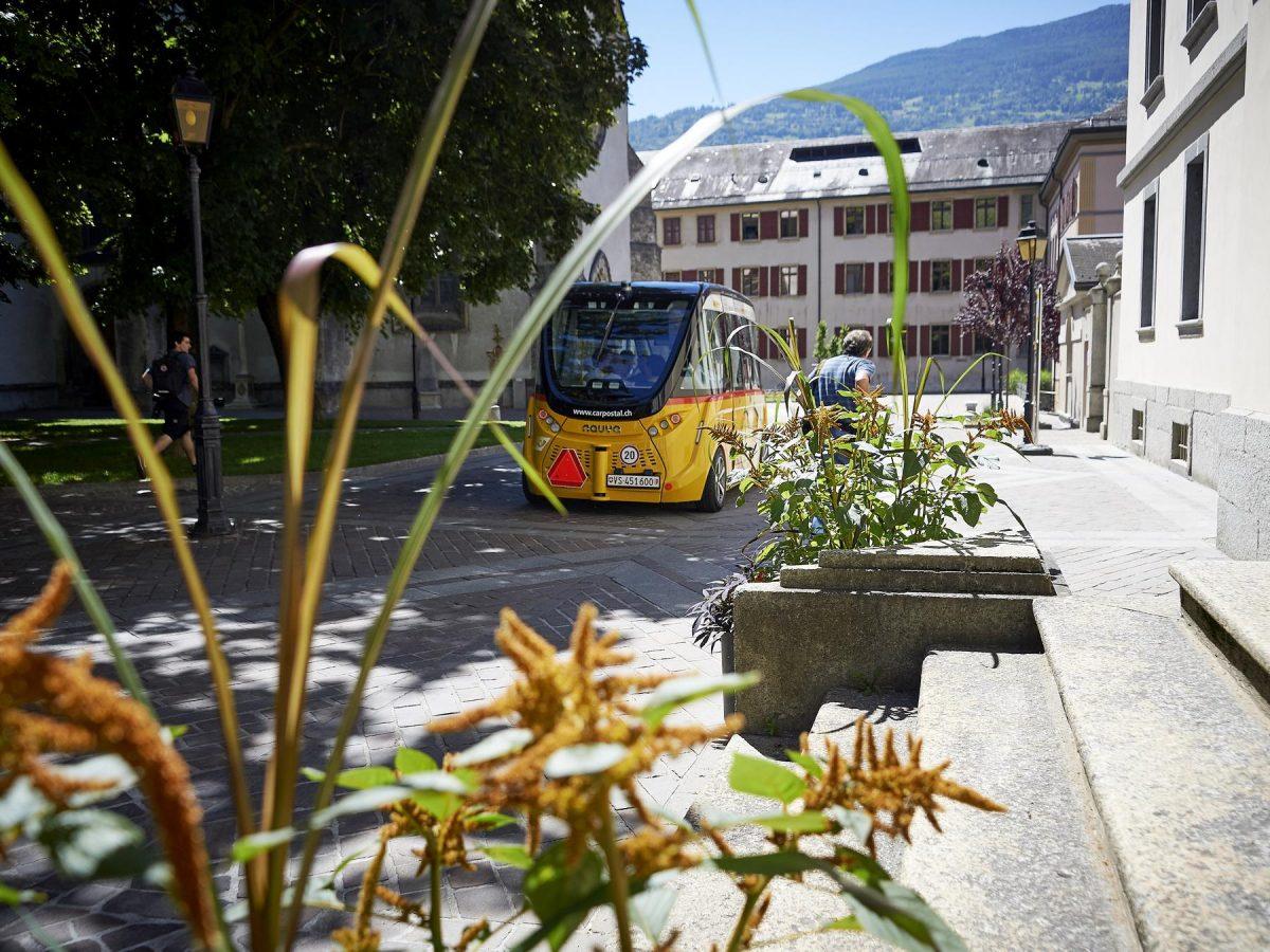 Schweizer Verband für autonome Mobilität gegründet