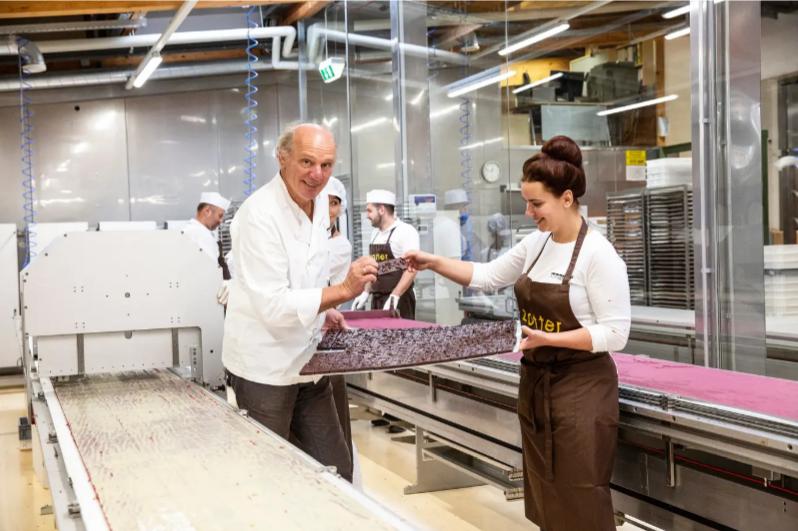 Zotter plagen Zweifel: Der österreichische Chocolatier weiss nicht, ob sich Investieren noch lohnen wird
