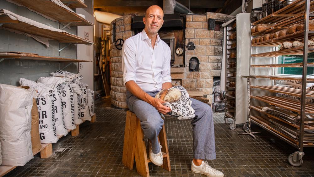 John Baker: Mit Handwerkskunst zum Erfolg