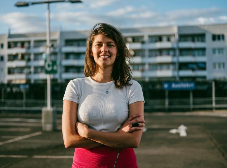 Startup-Gründerin Lena Jüngst: «Seit wir genügend Geld haben, macht's richtig Spass»