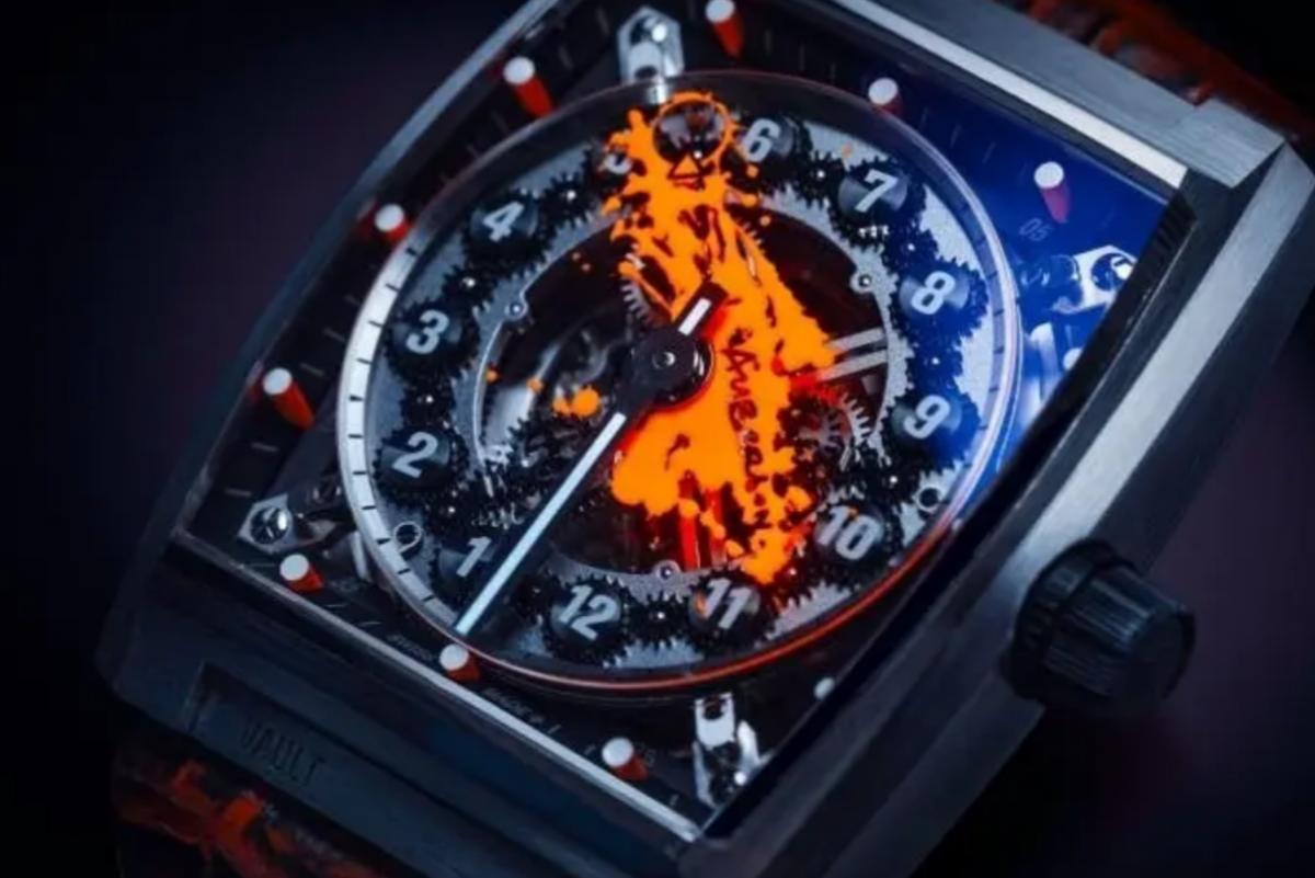 Beinahe alle Zifferblätter von Schweizer Uhren haben Elemente, die im Dunkeln leuchten – und die kommen aus dem Appenzellerland