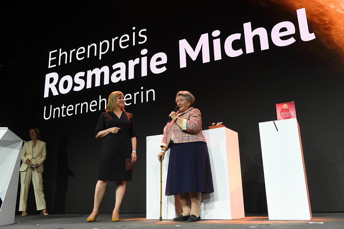 SEF 2021: Erstmals Wirtschaftspreis für Frauen