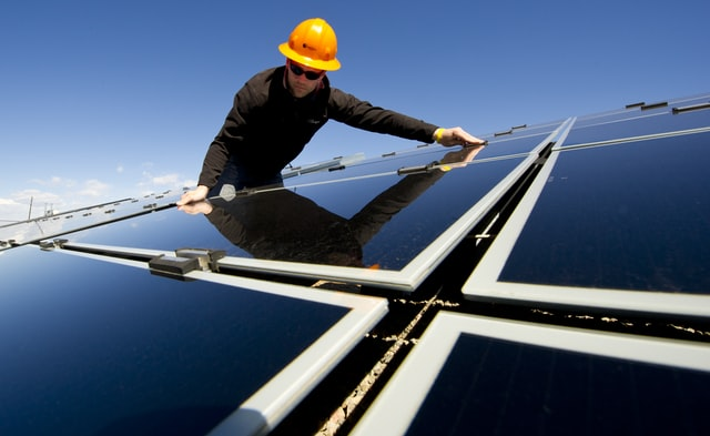 Energiewende schafft viele Arbeitsplätze