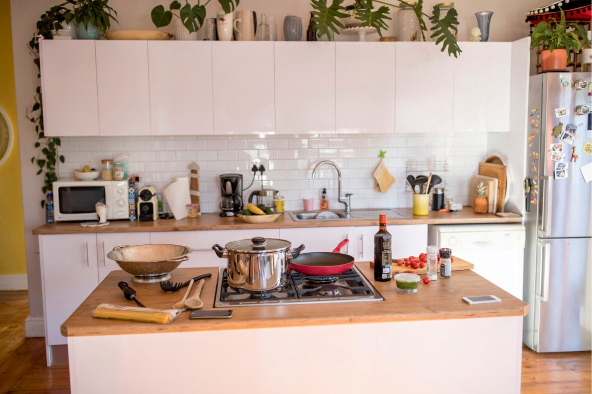 Einfache Rezepte für die Mittagspause im Home-Office