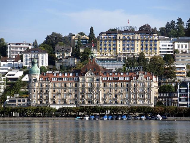 Auslastung der Schweizer Hotels nähert sich dem Vorkrisenniveau