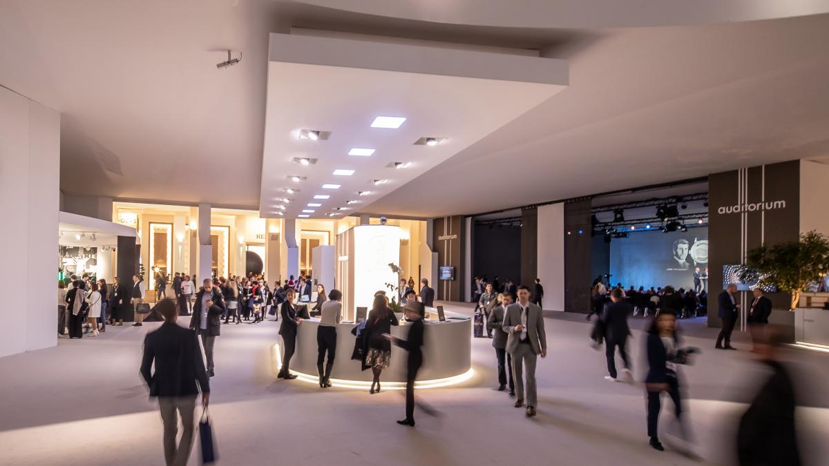 Genfer Uhrenmesse soll im Frühling in Palexpo-Hallen stattfinden